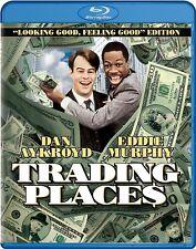 TRADING PLACES (Eddie Murphy)   -  Blu Ray - Sealed Region free for UK