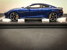 1/18 Blue Avanstyle Frontiart Avan Style Aston Martin Vanquish S (yellow Brakes)