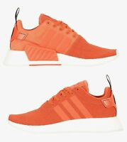 NEW Adidas Boost Men's Athletic Shoes NMD R2 Prime Knit Running Traning Sneakers