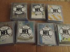 NFL Hot Pack Random Lot Guaranteed 4 Hits Per Pack. Includes 15 Total Cards