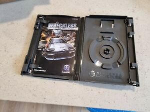 CASE + MANUAL ONLY - Wreckless The Yakuza Missions Nintendo Gamecube