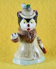 More details for wade noddy set style one mrs fluffy cat 1958-1961