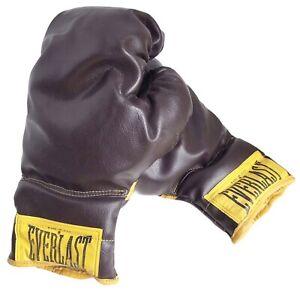 Vintage Men's Brown Everlast Boxing Gloves 2626