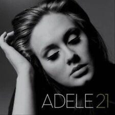 ADELE (21 - CD SEALED + FREE POST)