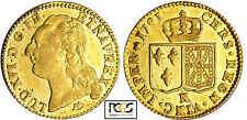 Louis XVI (1774-1792) - Louis d'or au buste nu - 1791 N (Montpellier)