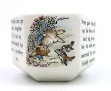 Wedgwood Peter Rabbit Money Box Beatrix Potter Designs