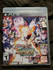 Naruto Shippuden: Ultimate Ninja Storm Revolution (Sony PlayStation 3, 2014)