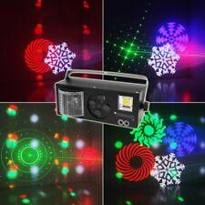 60W Laser Strobe Gobo Magic Ball 4in1 RGBW LED Stage Light Party Wedding Disco
