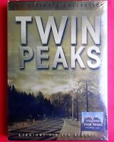 complete series twin peaks the ultimate collection box set 10 dvd serie completa