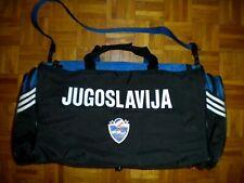 ADIDAS FSJ SOCCER BAG  FSJ-FOOTBALL ASSOCIATION OF YUGOSLAVIA
