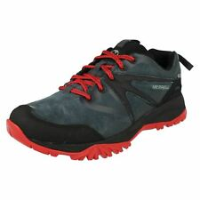 Mens Merrell Lace Up Trainers Capra Bolt Leather WTPF