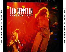 Led Zeppelin  Kingdome Seattle WA 7.17.77  3 CD set
