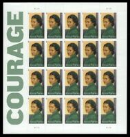 Courage: Rosa Parks Full Sheet of 20 Forever Postage Stamps Scott 4742