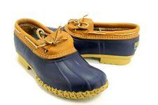 BEAN BOOTS by L.L. BEAN Rubber Moc Rain Boots Women's Size US 10 M