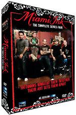 MIAMI INK - SERIES 4 - DVD - REGION 2 UK