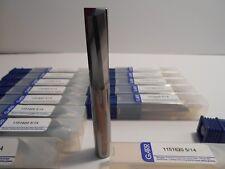 Garr Solid Carbide 5 Degree Cutter #1151620 5/14  .020 Radius *READ DISCRIPTION*