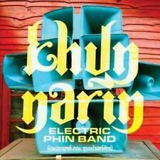 NEW Khun Narin's Electric Phin Band (includes download card) (Vinyl)