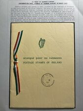 Postage Stamps Of Ireland Mint All Hinged Album 1957 10 Years Of Shannon Airport