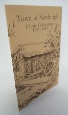 TOWN OF NEWBURGH (NY) Liberty Celebration Booklet 1783-1983