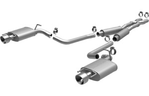 magnaflow exhaust systems for 2011