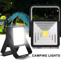 camping extérieur énergie solaire LED allume lampe pêche micro USB rechargeable
