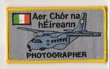 Irish Air Corps Badge, Irish Defence Forces, PHOTOGRAPHER CASA CREW BADGE