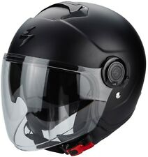 Scorpion casco Jet Exo-city negro Mato Xxxl
