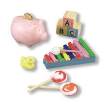 Reutter Porzellan Children's Toys Baby Nursery Dollhouse Dollhouse 1:12