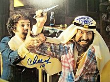 Cheech & Chong Comedy Legends Signed Autographed 8x10 Picture By 2 Rare