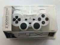 DESR10 PSX DUALSHOCK 2 Sony Official Controller Ceramic White PlayStation 2003