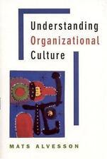 Understanding Organizational Culture-ExLibrary