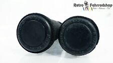 Cassano Grip Gomme GRIP MTB NERO 128mm Lungo Top Vintage Made in Italy 1987