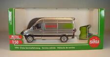 Siku 1/50 Nr. 1995 Mercedes Benz Sprinter Claas Servicefahrzeug OVP #1241