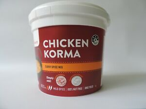 Curry Flavours Chicken Korma Spice Mix 1kg