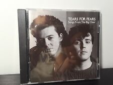 Tears for Fears - Songs from the Big Chair (CD, 1985, Phonogram)