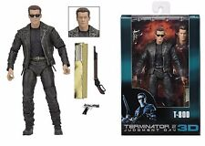 "NECA Terminator 2 T-800 (25th Anniversary 3D release) 7"" ACTION FIGURE IN STOCK"