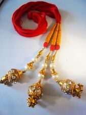Bollywood Style Punjabi Paranda Parandi Wedding Bridal Christmas Hair Braid ebay