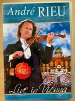 André Rieu Live in Vienna DVD Classical Music Concert Performance