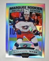 2019-20 OPC Platinum Rainbow Marquee Rookies #188 Alexandre Texier RC