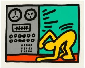 Keith Haring, 'Stereo', Fine art print, Various sizes