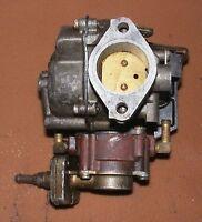 AH2A3612 1950'-60' Johnson Evinrude 30-40 HP Carburetor Assembly PN 0304032
