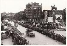 WORLD WAR ll ~ RUSSIAN ARMY ENTERING SOPHIA BULGARIA - 1944