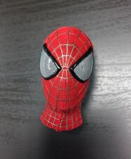 Hot Toys Marvel Amazing Spider-Man Spiderman 1/6 Scale Headsculpt Head Authentic