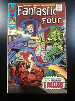 FANTASTIC FOUR #65 1ST APP RONAN THE ACCUSER SUPREME INTELLIGENCE LEE KIRBY 1967