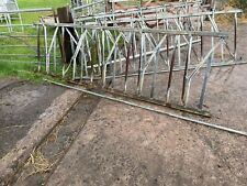 More details for cattle feed barrier locking head yoke 11'4