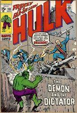 Incredible Hulk #133 - FN+