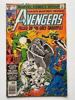 The Avengers #191 Ironman Captain America Daredevil Vintage Marvel Comics