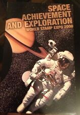 US Stamp Space Achievement  $11.75 ~ USPS ~First Day of Issue~MINT CONDITION