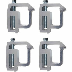 (4) Tite Lok Truck Cap Topper Camper Shell Mounting Clamps Heavy Duty TL-2002