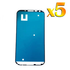 5x For Samsung Galaxy Note 2 II N7100 Screen Adhesive Sticker Replacement